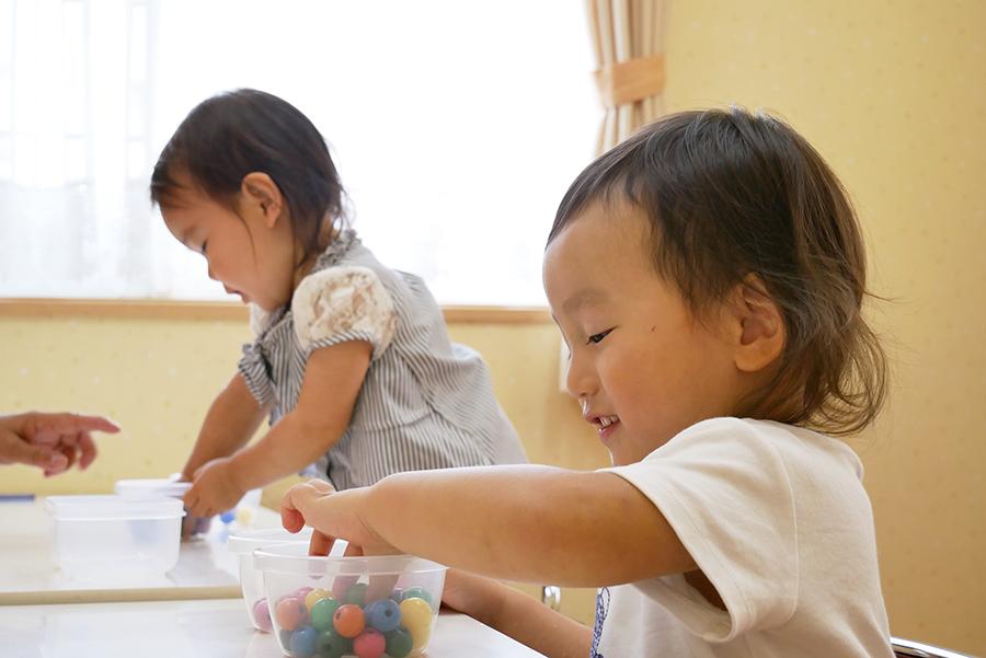 潜在能力を引き出す幼児教育