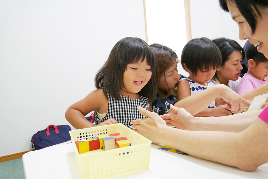 幼児コース「4〜5歳クラス」