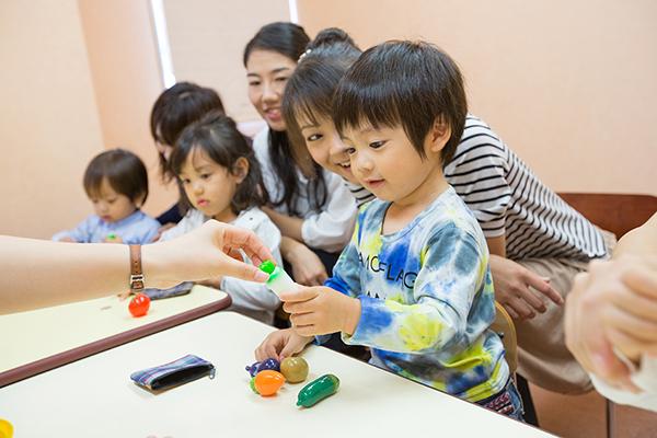 幼児コース・2歳クラス