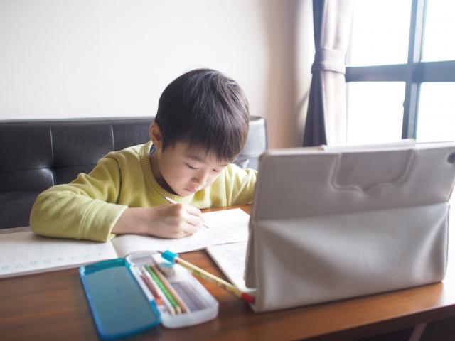 英単語を書く